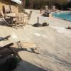 Rensning af fliser på terrassen