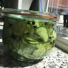 Hjemmelavet agurkesalat opskrift