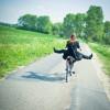 Grib cyklen og kom ud i naturen
